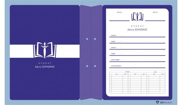 Avukat Büro Dosyası AD613