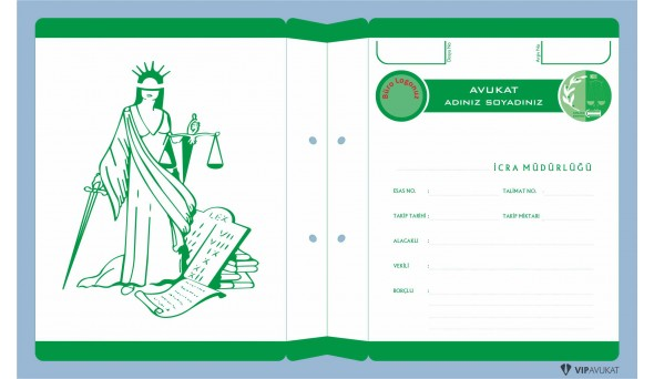 Avukat Büro Dosyası AD621