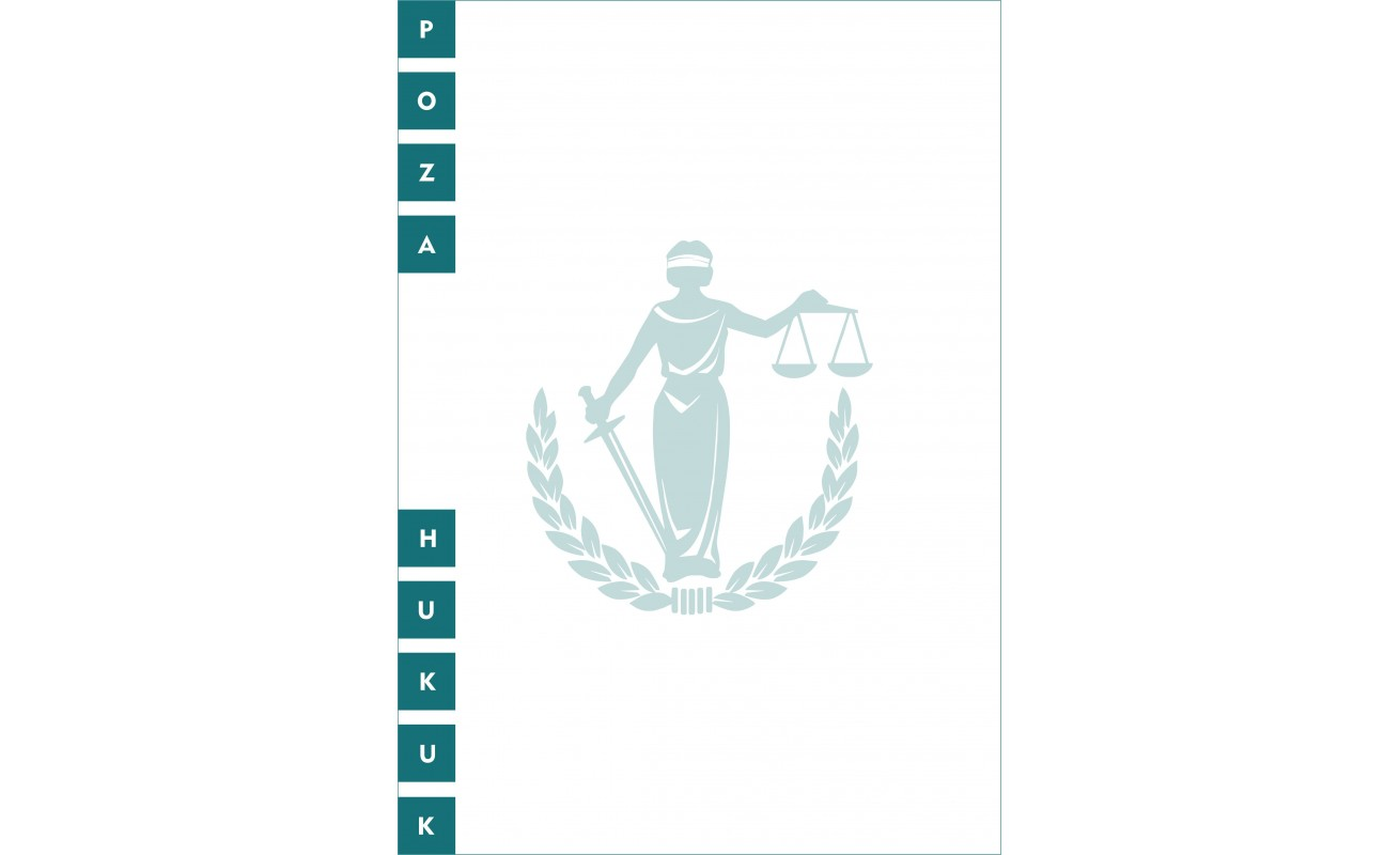 Avukat - Hukuk Bürosu Antetli Kağıt ANT802
