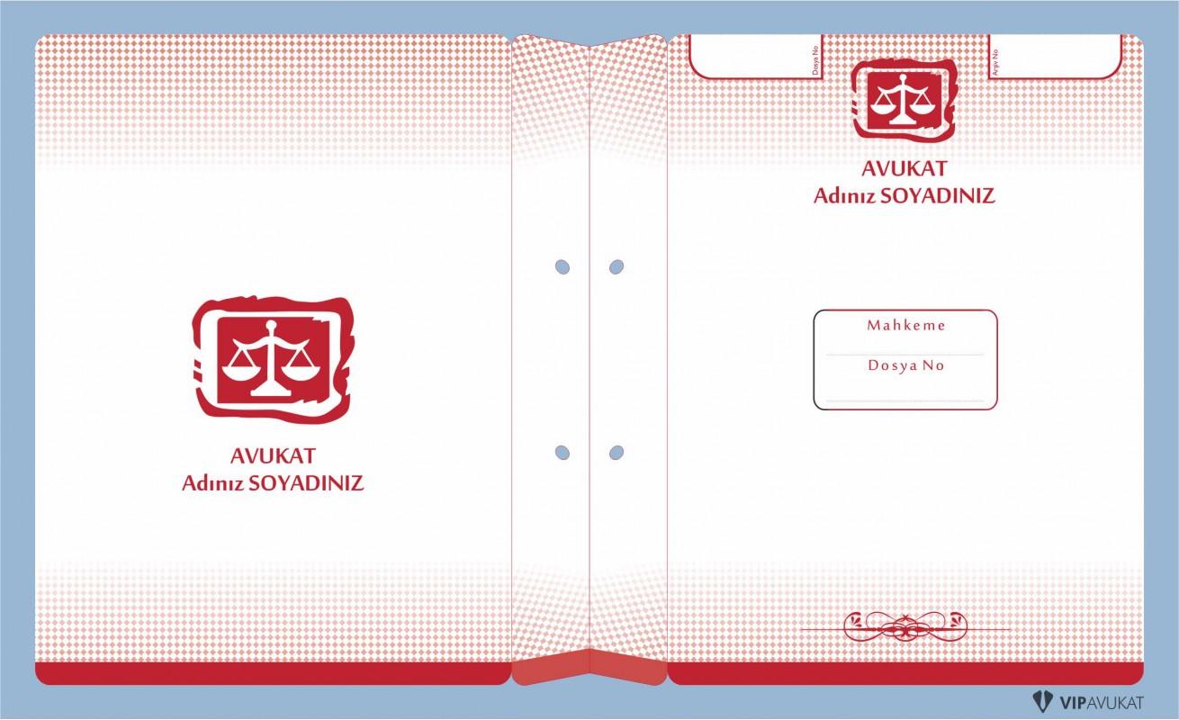 Avukat Büro Dosyası AD610